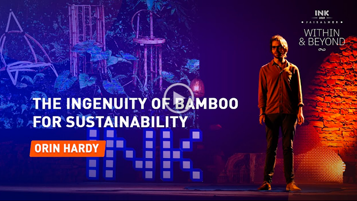 Orin Hardy: The Ingenuity of Bamboo for Sustainability