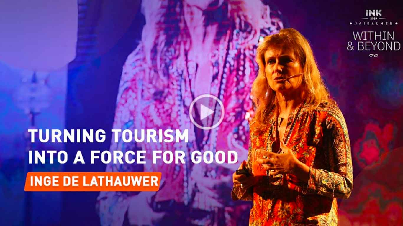 Inge De Lathauwer: Turning Tourism into a Force for Good