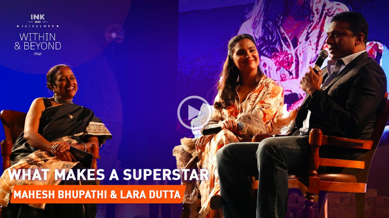 Mahesh Bhupathi & Lara Dutta: What makes a superstar